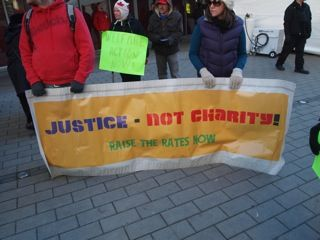Justice not Charity